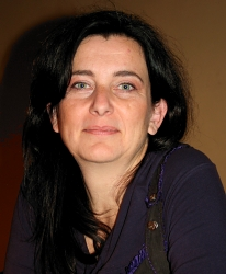 Andrea Maria Schenkel by Ludger Menke