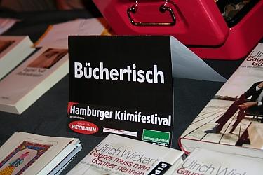 2. Hamburger Krimifestival